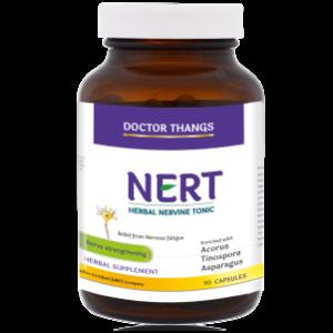 Order Nert Herbal Nerve Strengthening Capsules Online